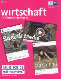 Ralph Dannhäuser: Fachbeitrag im IHK Magazin Wirtschaft