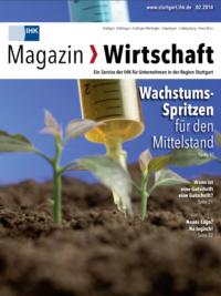 Ralph Dannhäuser: Fachartikel im IHK Magazin Wirtschaft