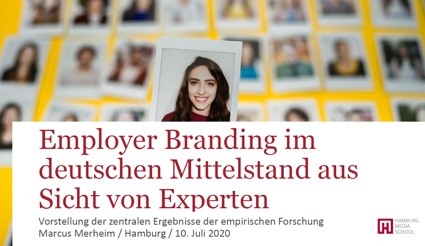 Employer Branding im deutschen Mittelstand aus